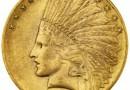Złote monety historyczne od Mennicy Polskiej