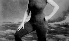 Damskie stróje kąpielowe dawniej i dziś