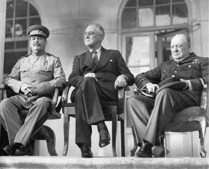 Rok 1945. Wyzwolenie czy zniewolenie Europy Środkowo-Wschodniej?