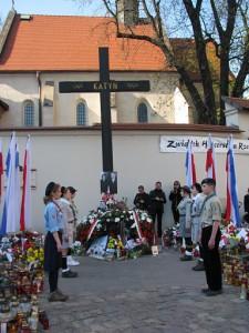 Kraków katastrofa harcerze