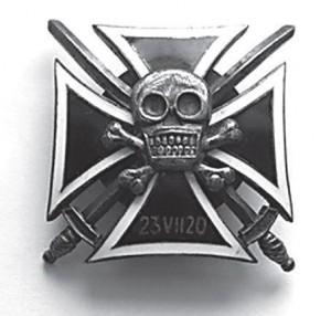 Odznaka Dywizjonu Huzarów Śmierci wz. 1920