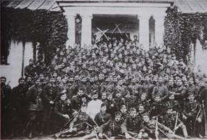 Dywizjon Huzarów Śmierci w Rydzewie, sierpień 1920 r.