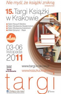 15 Targi Książki w Krakowie