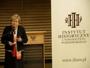 80. rocznica IH UW 8