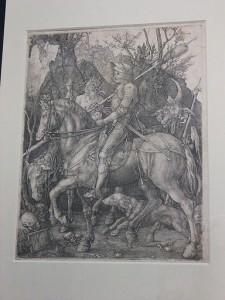 Albrecht Durer Rycerz, śmierć i diabeł