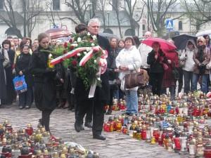 Kraków katastrofa Gowin