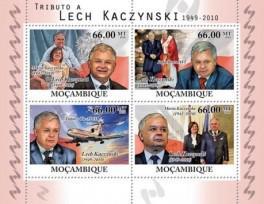 Lech Kaczyński na znaczkach 11