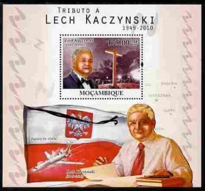 Lech Kaczyński na znaczkach 7