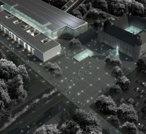 Muzeum Historii Polski wizualizacja