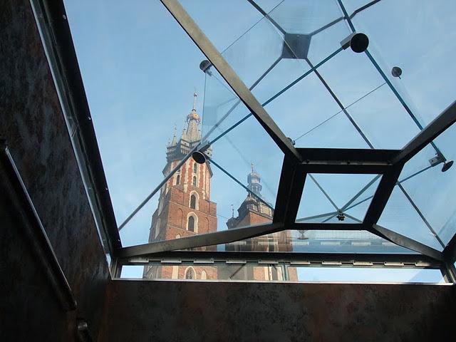 Otwarcie Podziemi Rynku w Krakowie 3