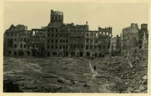 Warszawa ruiny