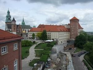 Wawel nowa trasa 7