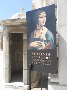 Wystawa Madryt skarby Polski