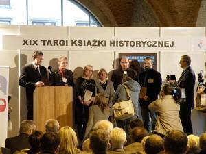 XIX Targi Książki Historycznej wyniki KLIO