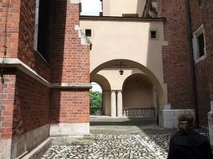 Nowa trasa turystyczna na Wawelu 2
