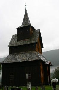 Stavkirke 2