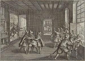 Defenestracja praska