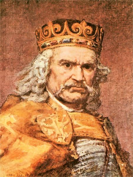Polish King Lokietek-