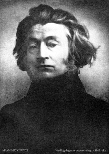 Adam Mickiewicz Jako Myśliciel Religijny I Społeczny