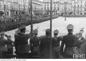 Niemcy w Krakowie 2