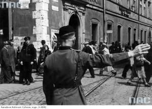 Niemcy w Krakowie 20
