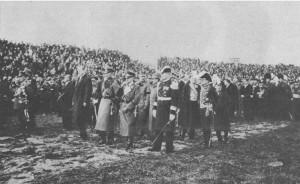 Pogrzeb Piłsudskiego 2