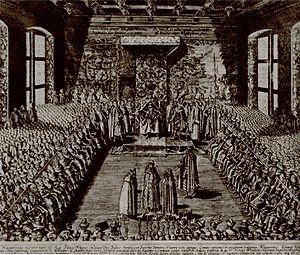 Senat w Warszawie Szujscy bracia