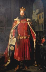 Kazimierz Wielki (Leopold Löffler, 1864)
