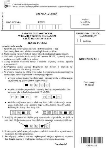 chemia 2012 matura odpowiedzi