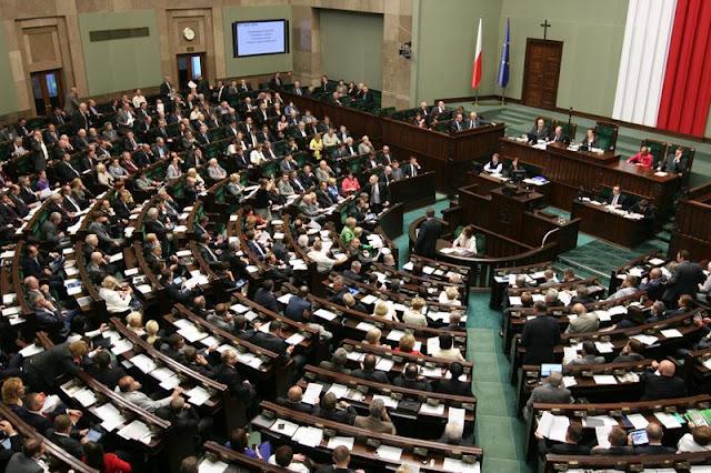 Sejm RP / Fot. Krzysztof Białoskórski