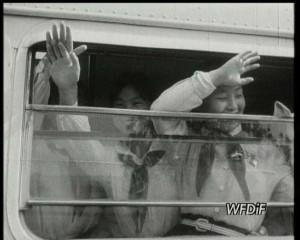 Smutne pożegnanie z Polską / fot. WFDiF