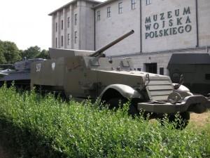Muzeum Wojska Polskiego / fot. Halibutt, CC-BY-SA 3.0