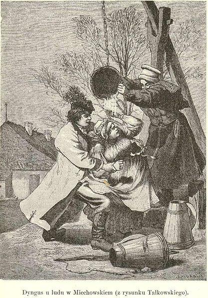 Mokra Wielkanoc Czyli O Polskich Zwyczajach Wielkanocnych