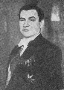 Bronisław Pieracki jako minister