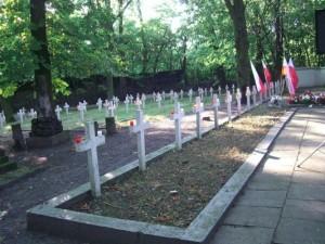 Cmentarza płocki fot. Fotogaleria Miasta Płocka