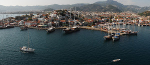 Port w Marmaris / fot. Mstyslav Chernov, CC-BY-SA-3.0