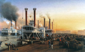 Nowy Orlean w 1853 r.