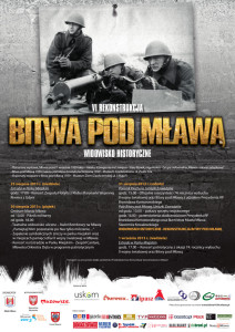 Plakat Mława