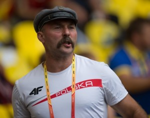 Trener Michał Krukowski / fot. Marek Biczyk, pzla.pl