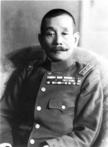 Iwane Matsui, dowódca wojsk japońskich w Nankinie
