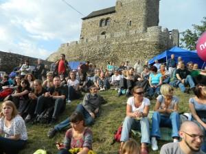 """XI Festiwal Muzyki Celtyckiej """"Zamek"""" / fot. Lidia Stefek"""