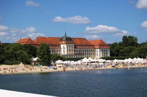Grand Hotel w Sopocie / fot. Fmbar22, CC-BY-SA-3.0