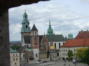 Katedra na Wawelu / fot. Wojtek Duch