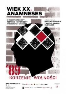 """2. Międzynarodowy Festiwal Historyczny """"Wiek XX. Anamneses"""""""