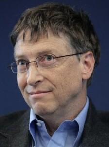 Bill Gates / fot. World Economic Forum, CC-BY-SA-3.0