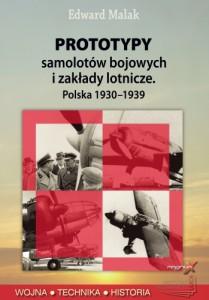 Prototypy samolotow bojowych i zaklady lotnicze Polska 193-39