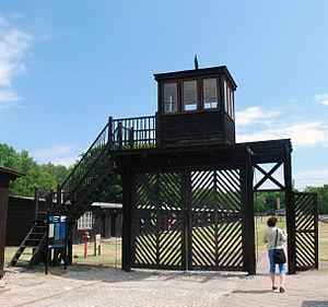 Obóz koncentracyjny Stutthof - Brama Śmierci