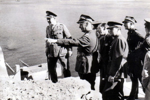 Gen. Sikorski 4 lipca 1943  r. w Gibraltarze (jedno z ostatnich zdjęć)