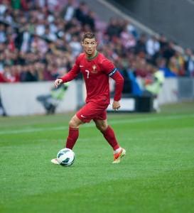 Cristiano Ronaldo / fot. Fanny Schertzer, CC-BY-SA-3.0