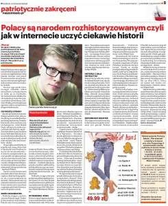 """""""Nasze miasto"""", 9 grudnia 2013 r."""